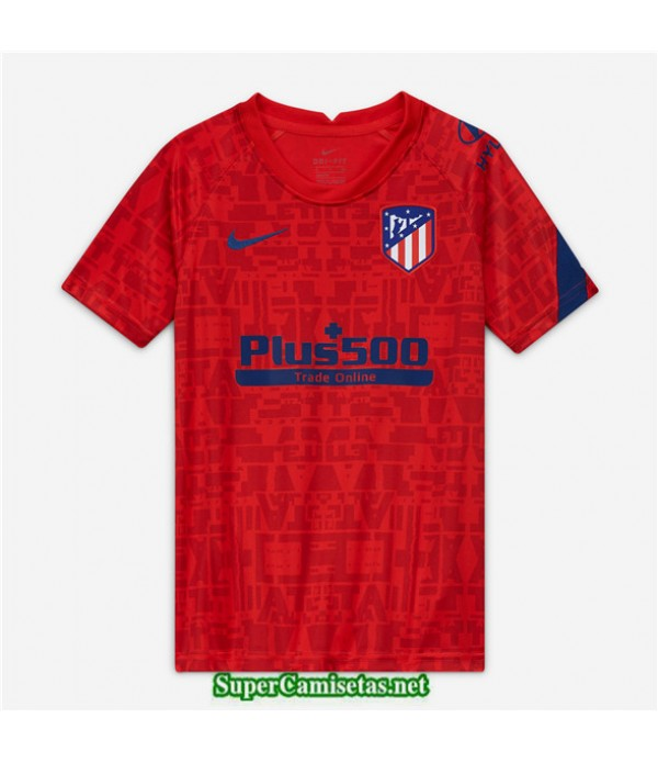 Tailandia Equipacion Camiseta Atletico De Madrid Pre Match Rojo 2020