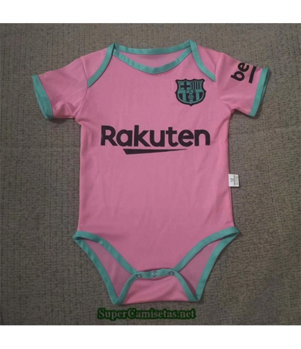 Tailandia Equipacion Camiseta Barcelona Bebé Rosa 2020