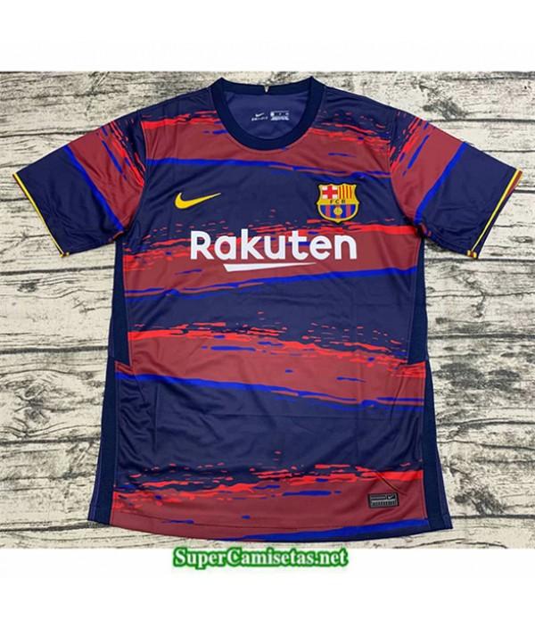 Tailandia Equipacion Camiseta Barcelona Training 2...