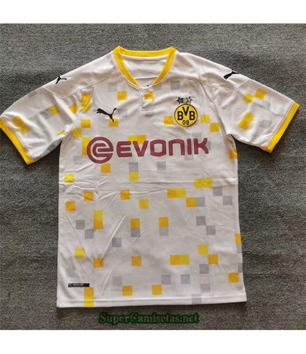 Tailandia Equipacion Camiseta Borussia Dortmund Bl...