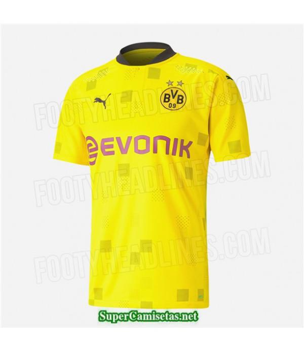 Tailandia Equipacion Camiseta Borussia Dortmund Li...