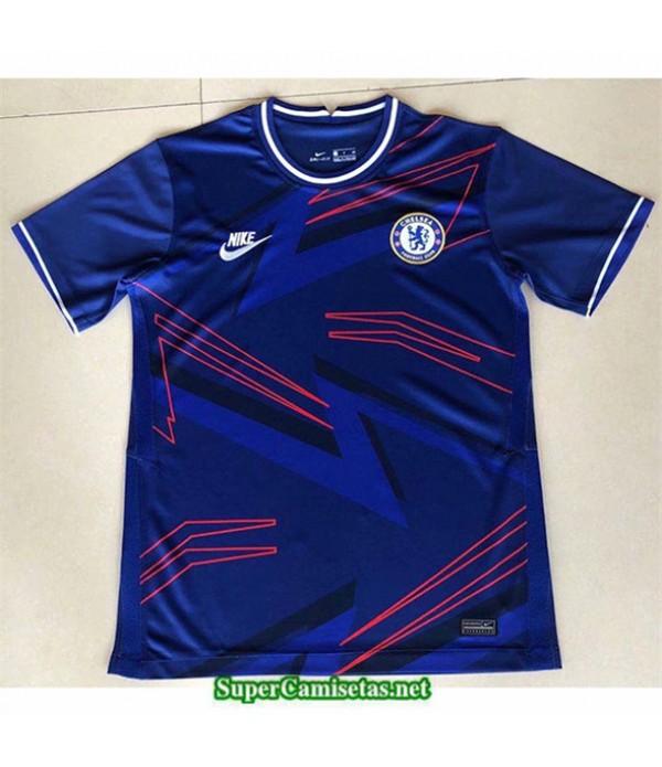 Tailandia Equipacion Camiseta Chelsea Classic 2020