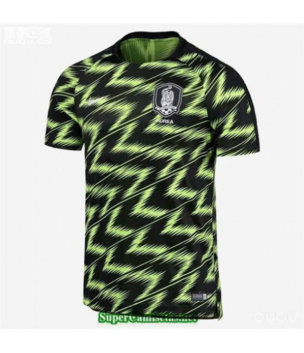 Tailandia Equipacion Camiseta Corea Training Vert 2020