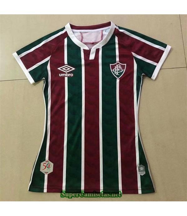 Tailandia Equipacion Camiseta Fluminense Fc Femme 2020