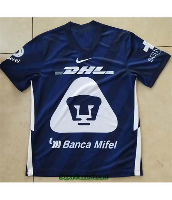 Tailandia Equipacion Camiseta Pumas Bright Azul 2020