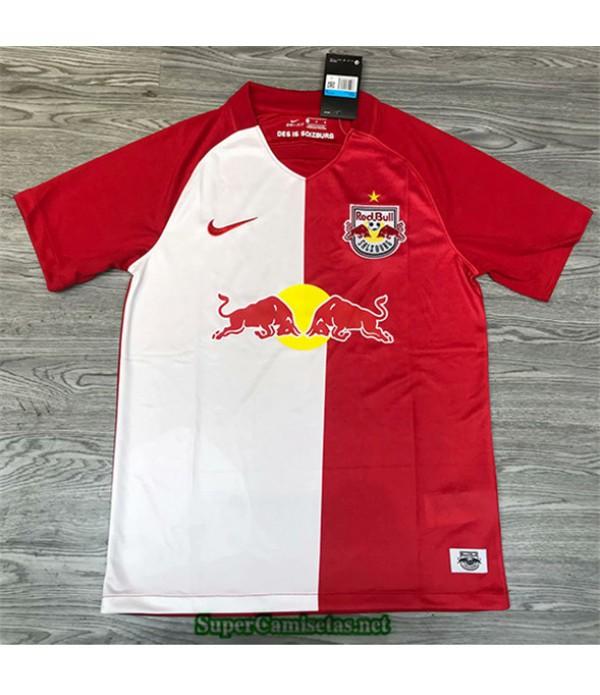 Tailandia Equipacion Camiseta Rb Leipzig Rojo/blanco 2020