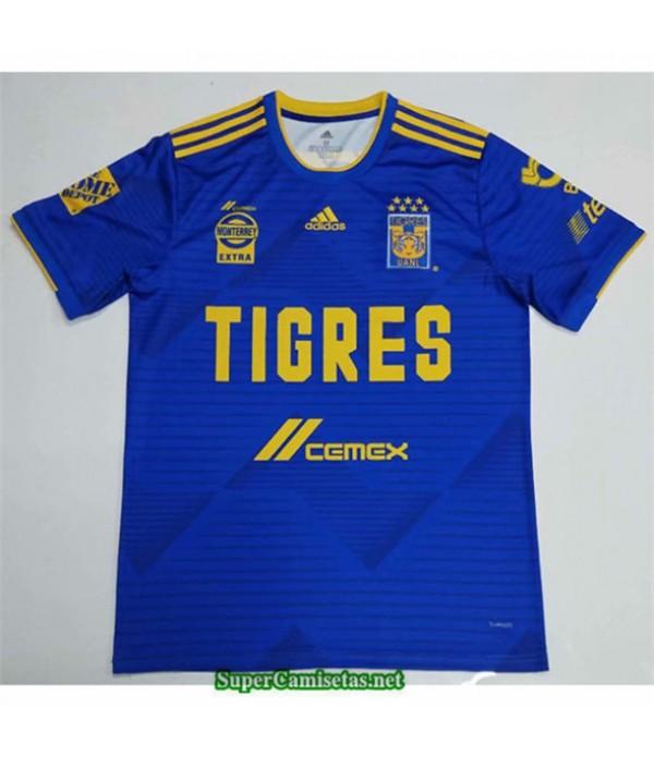 Tailandia Equipacion Camiseta Tigres Azul 2020