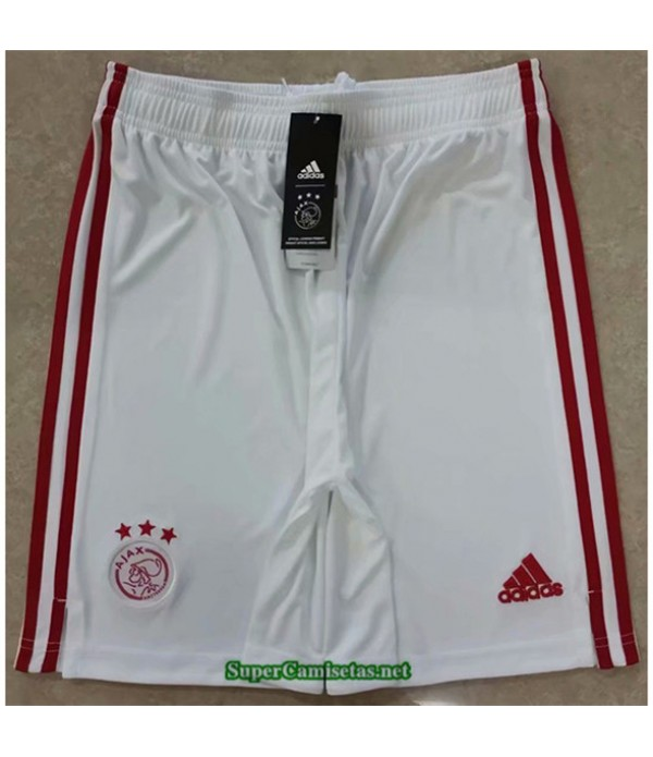 Tailandia Primera Equipacion Camiseta Ajax Pantalones 2020/21