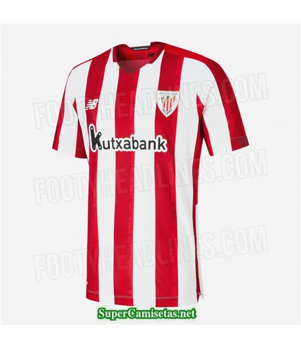Tailandia Primera Equipacion Camiseta Athletic De Bilbao 2020