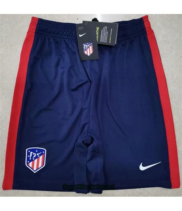 Tailandia Primera Equipacion Camiseta Atletico Madrid Pantalones 2020/21