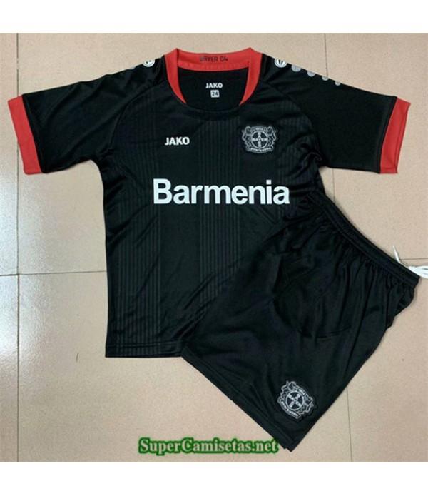 Tailandia Primera Equipacion Camiseta Bayer 04 Leverkusen Niños 2020