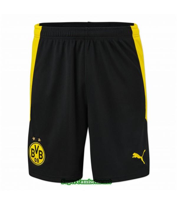 Tailandia Primera Equipacion Camiseta Borussia Dortmund Pantalones 2020/21