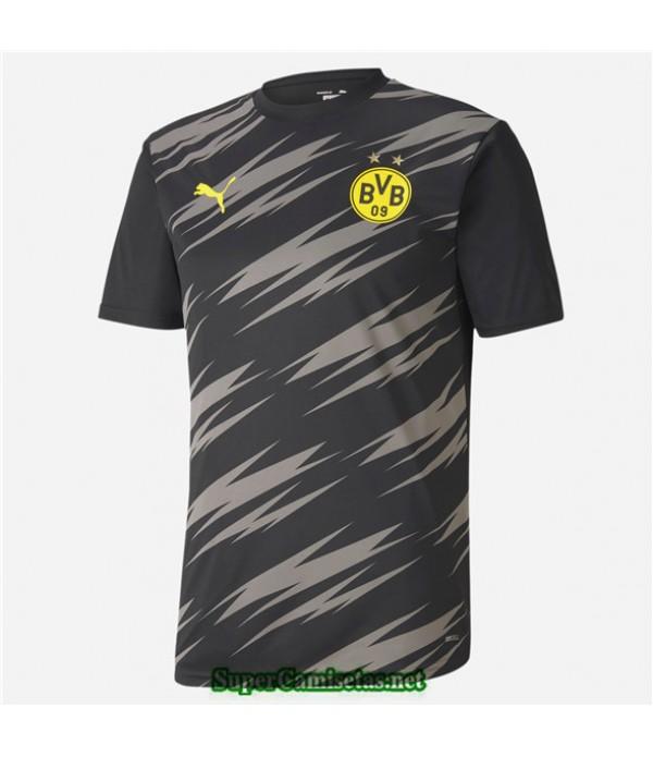 Tailandia Primera Equipacion Camiseta Borussia Dortmund Pre Match 2020