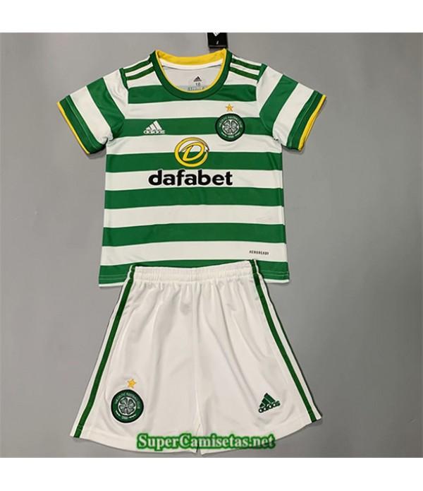 Tailandia Primera Equipacion Camiseta Celtic Niños 2020