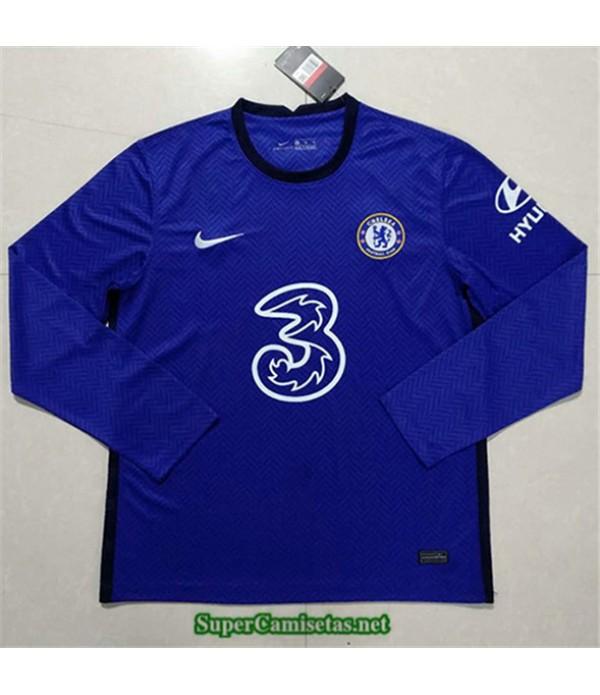 Tailandia Primera Equipacion Camiseta Chelsea Mang...