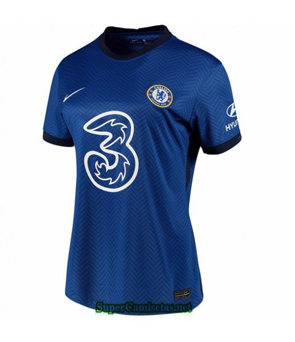 Tailandia Primera Equipacion Camiseta Chelsea Mujer 2020 2020