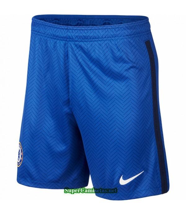 Tailandia Primera Equipacion Camiseta Chelsea Pantalones 2020/21