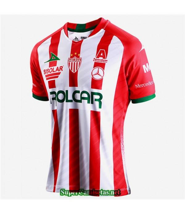 Tailandia Primera Equipacion Camiseta Club Necaxa 2020