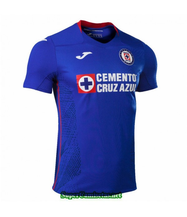 Tailandia Primera Equipacion Camiseta Cruz Azul 2020