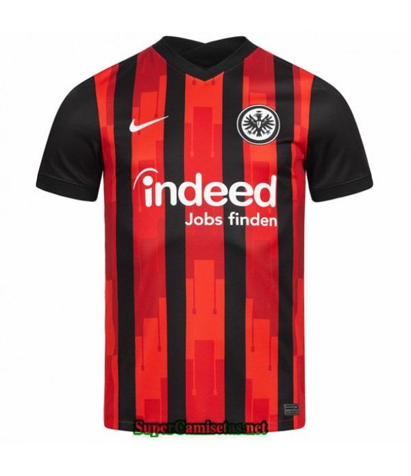 Tailandia Primera Equipacion Camiseta Eintracht Frankfurt 2020