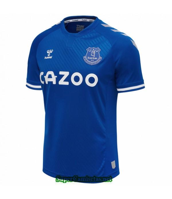 Tailandia Primera Equipacion Camiseta Everton 2020