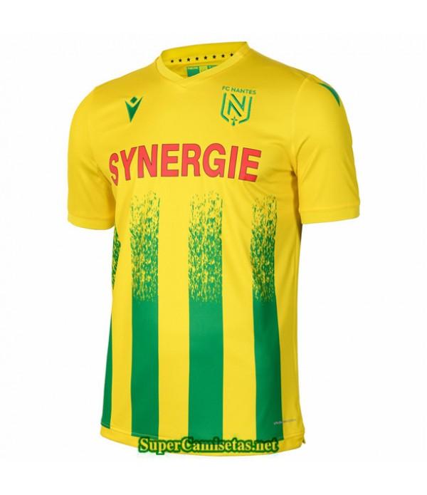 Tailandia Primera Equipacion Camiseta Fc Nantes 2020
