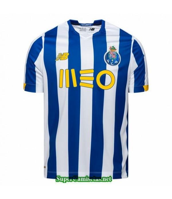 Tailandia Primera Equipacion Camiseta Fc Porto 2020
