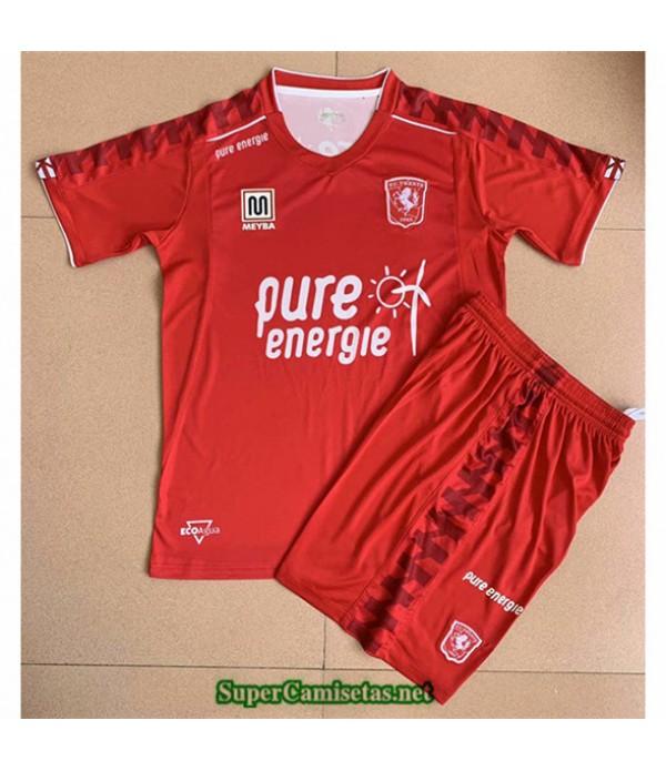 Tailandia Primera Equipacion Camiseta Fc Twente Niños 2020