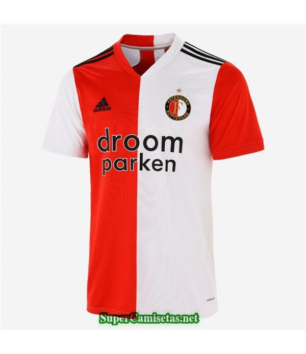 Tailandia Primera Equipacion Camiseta Feyenoord 2020