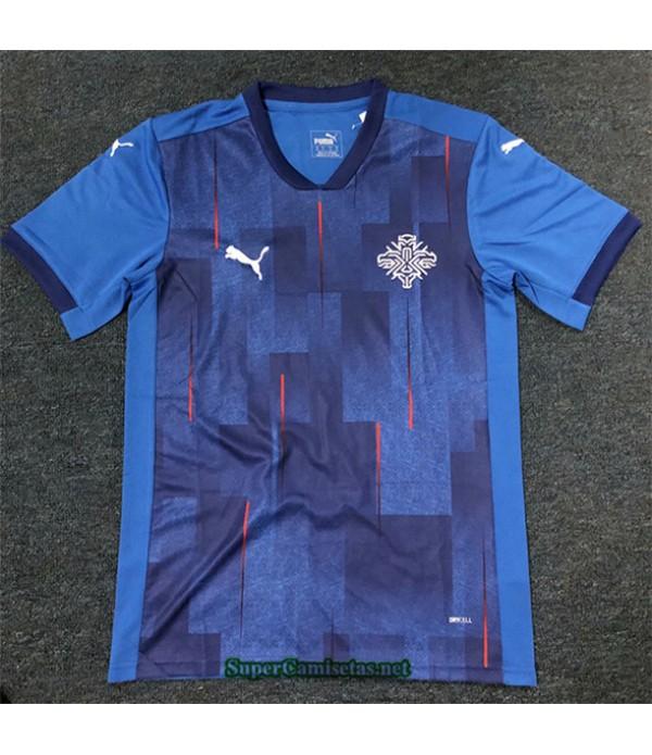 Tailandia Primera Equipacion Camiseta Iceland 2020