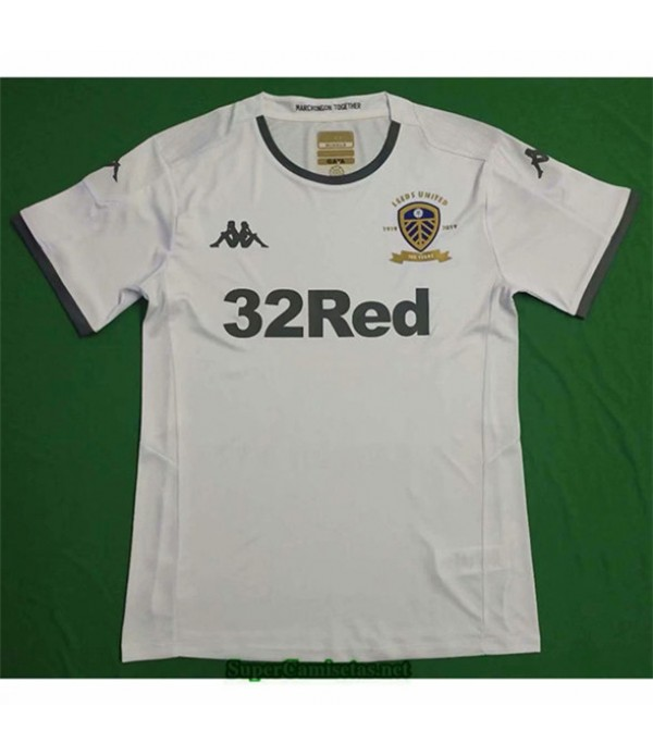 Tailandia Primera Equipacion Camiseta Leeds United 2020