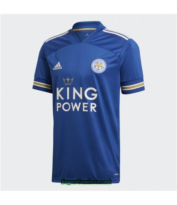 Tailandia Primera Equipacion Camiseta Leicester City 2020