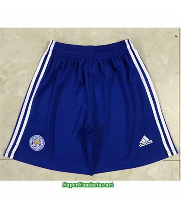 Tailandia Primera Equipacion Camiseta Leicester City Pantalones 2020/21