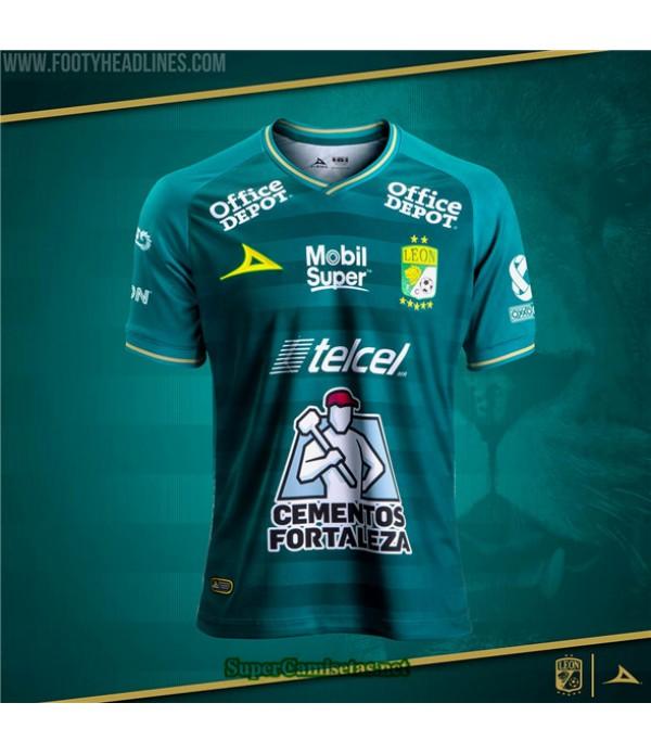 Tailandia Primera Equipacion Camiseta Leon 2020