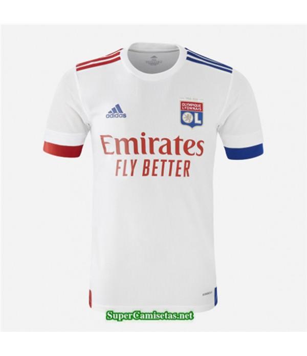 Tailandia Primera Equipacion Camiseta Lyon 2020