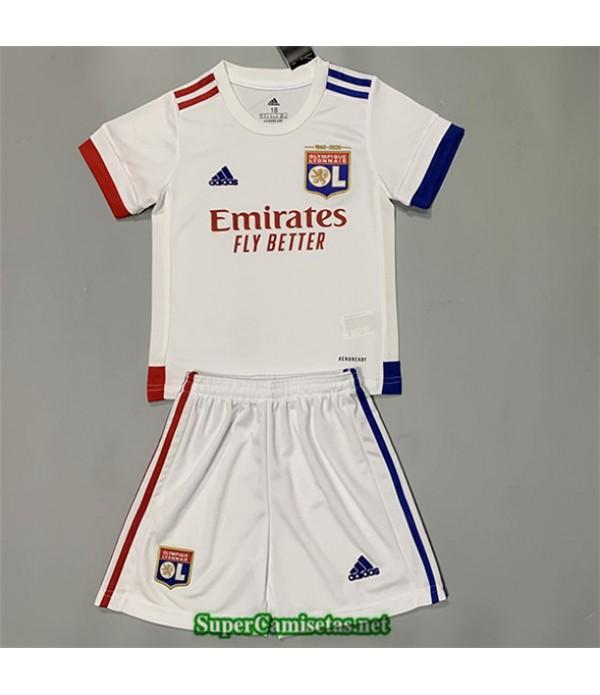 Tailandia Primera Equipacion Camiseta Lyon Niños 2020