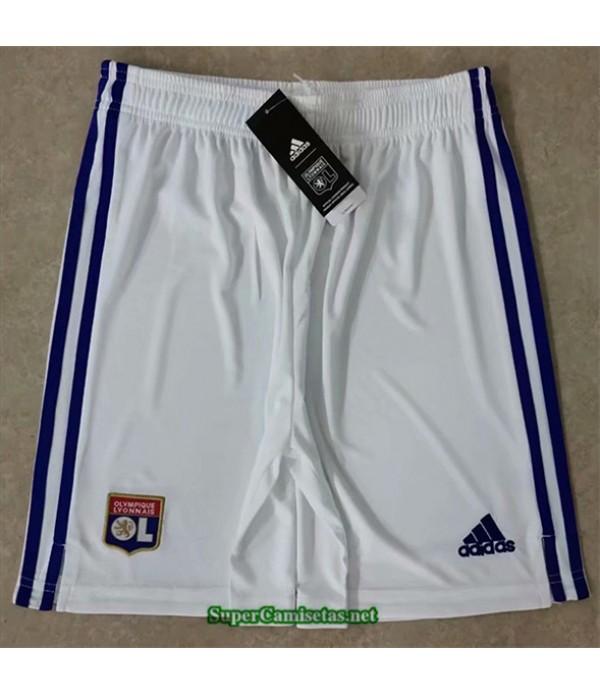 Tailandia Primera Equipacion Camiseta Lyon Pantalones 2020/21