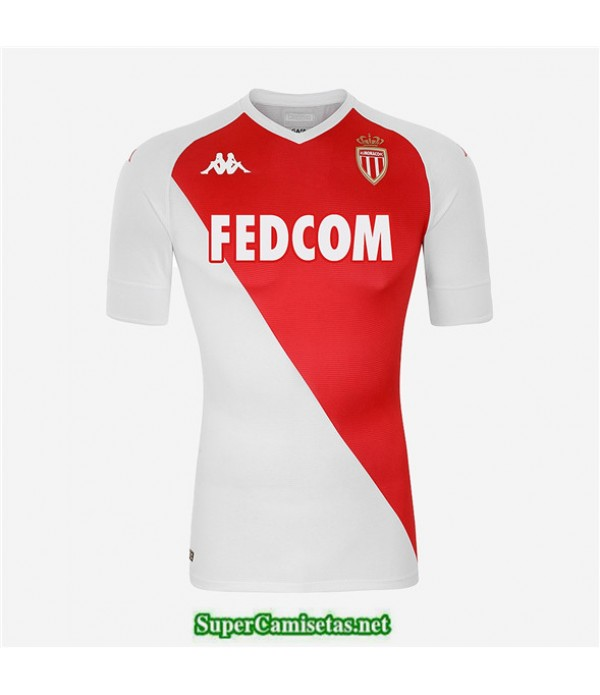 Tailandia Primera Equipacion Camiseta Monaco 2020