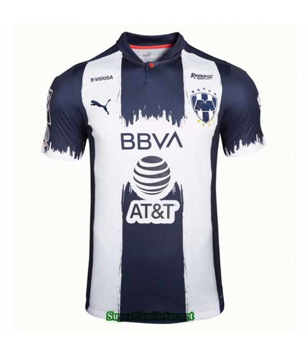 Tailandia Primera Equipacion Camiseta Monterrey 2020