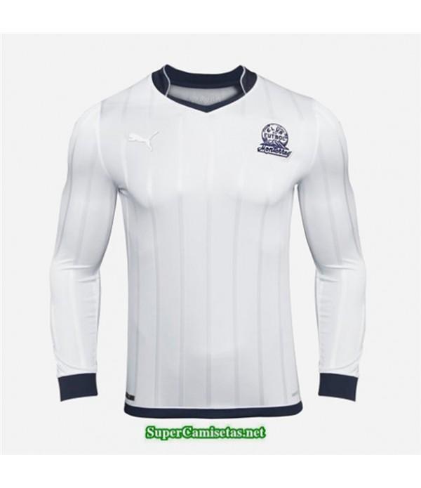 Tailandia Primera Equipacion Camiseta Monterrey Manga Larga 2020