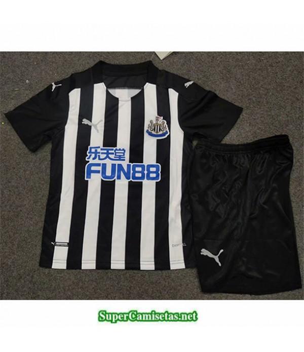 Tailandia Primera Equipacion Camiseta Newcastle United Niños 2020