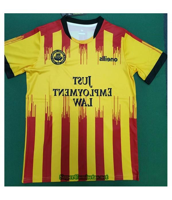 Tailandia Primera Equipacion Camiseta Partick Thistle 2020