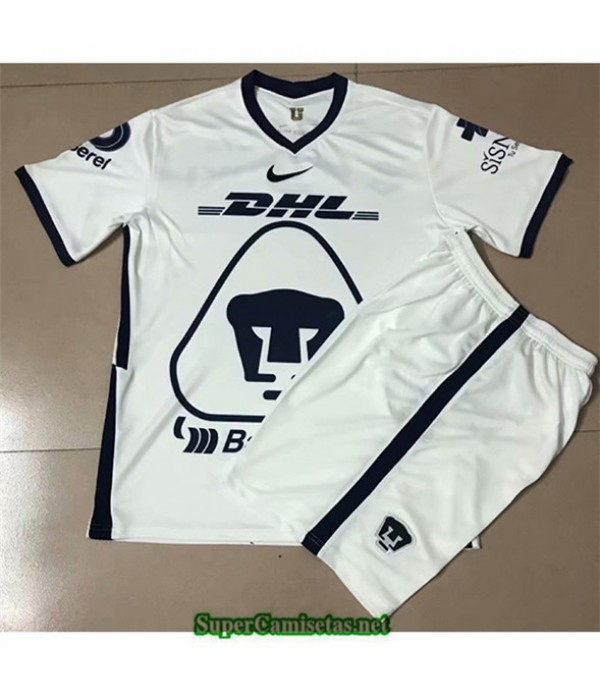 Tailandia Primera Equipacion Camiseta Pumas Niños 2020