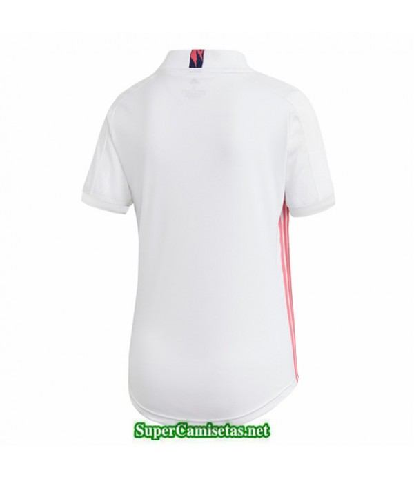 Tailandia Primera Equipacion Camiseta Real Madrid Mujer 2020