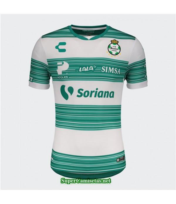 Tailandia Primera Equipacion Camiseta Santos Laguna 2020