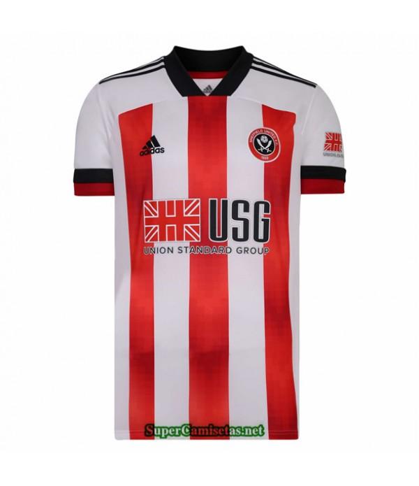 Tailandia Primera Equipacion Camiseta Sheffield United 2020