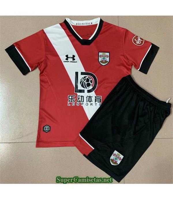 Tailandia Primera Equipacion Camiseta Southampton Niños 2020