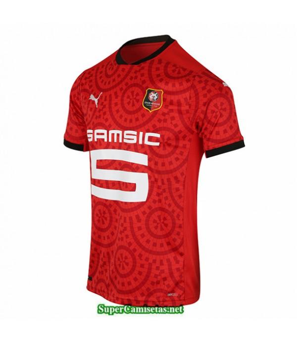 Tailandia Primera Equipacion Camiseta Stade Rennais 2020