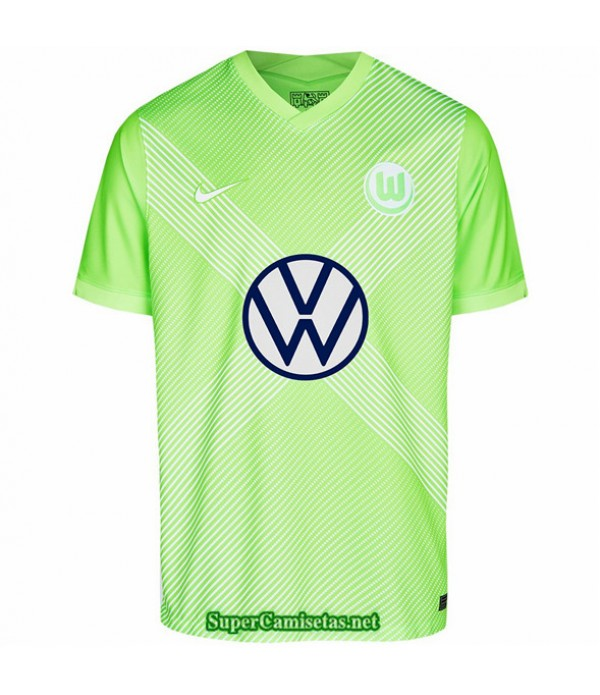 Tailandia Primera Equipacion Camiseta Vfl Wolfsburg 2020