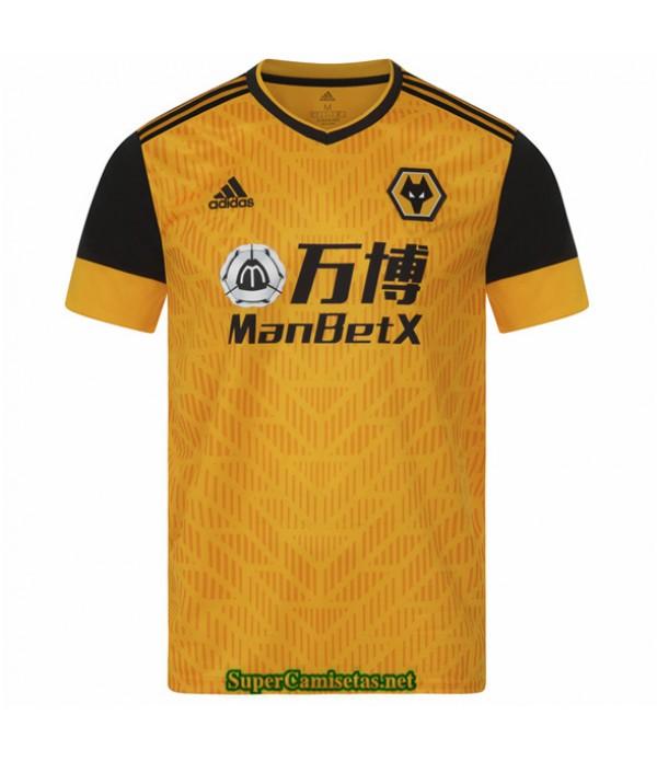 Tailandia Primera Equipacion Camiseta Wolverhampton 2020